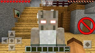 Minecraftta GRANNY 'nin EVİNİ BULDUM ÖLDÜRDÜ!! (Minecraft PE Seed)