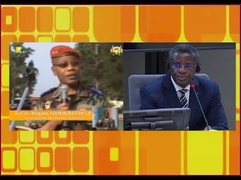 1ère P. CPI 10 Nov 2017: les grandes contradictions entre Detho Letho et Phillipe Mangou