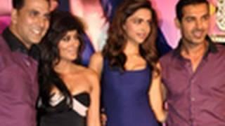Desi Boyz on fire | Deepika Padukone & Chitrangada Singh