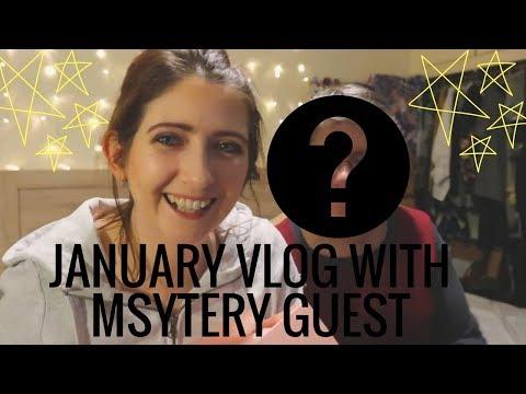 January 2018 vlog - Bargains, Flu and Unboxing