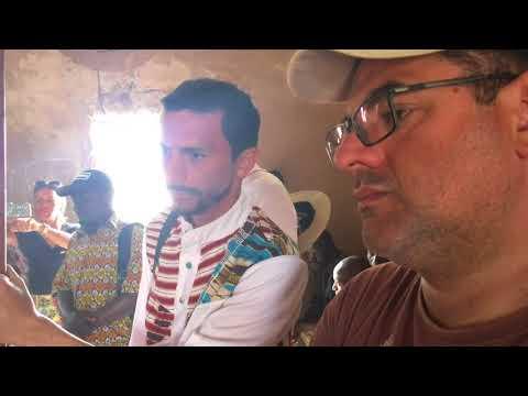 PR EMANUEL AFRICA - BURKINA FASO - FALA SOBRE O TRABALHO EM MAIS UMA IGREJA .