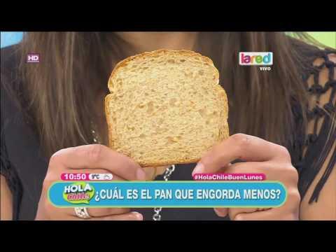 El consumo de pan adecuado para no engordar