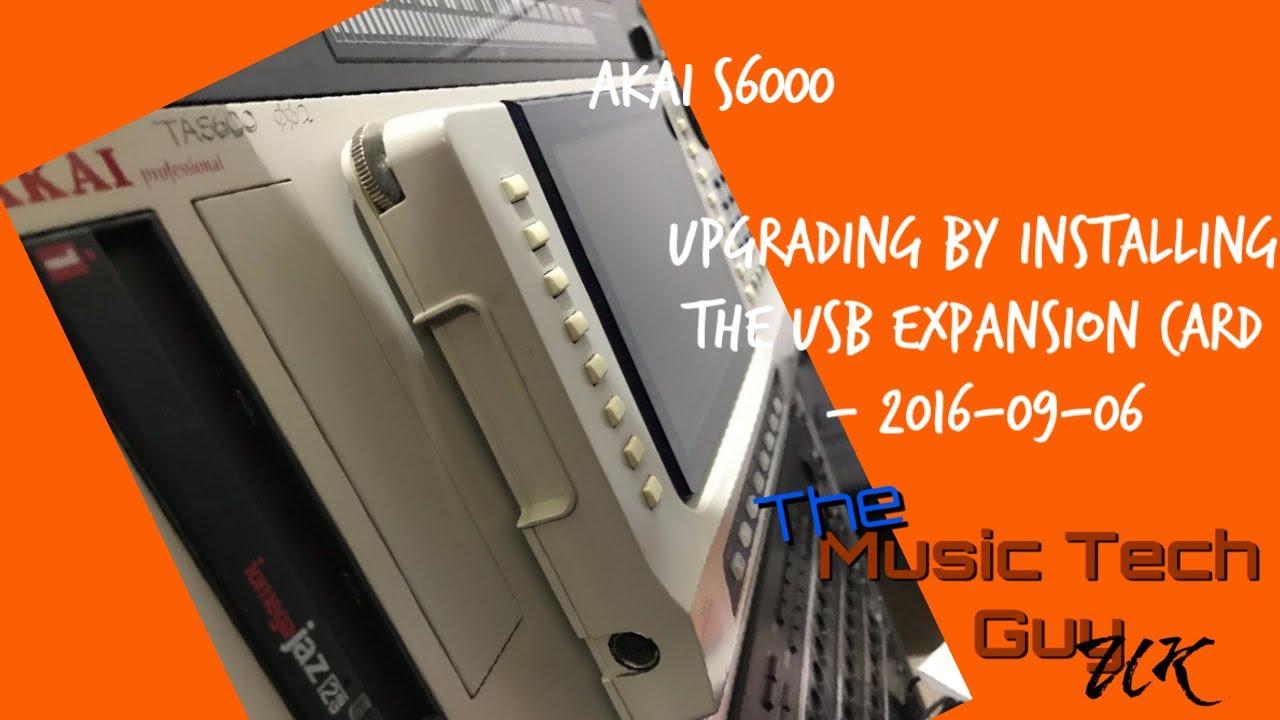 AKAI S5000 USB DRIVERS FOR WINDOWS 7