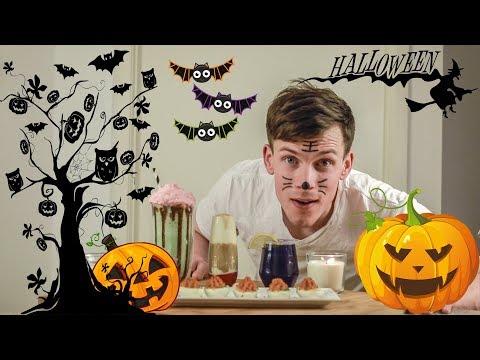 Kids Friendly Halloween Treats | John Dengis