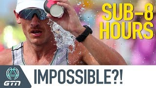 Sub 8 Hours In Kona -  Is It Impossible? | The Ironman World Championships