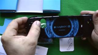 Review Logitec Power Shell Controller + battery por PSN Andy y Lucas
