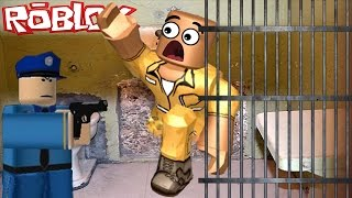 ROBLOX | EPIC PRISON ESCAPE | I'M BREAKING OUT