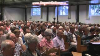 Themablok Zingen in de Zomer 3 Augustus 2011