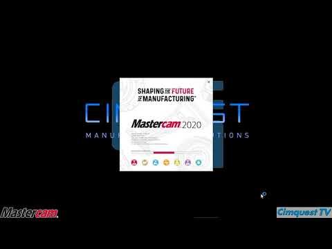 Mastercam 2020 Migration