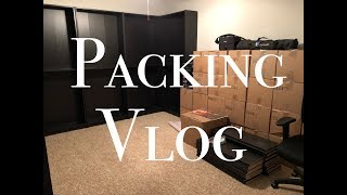 Packing VLOG Pt 1   Bye Library, Update, Why I am Moving