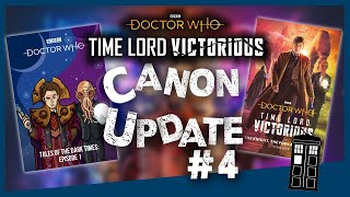10 becomes the TIME LORD VICTORIOUS │Last week's releases   │Canon Update