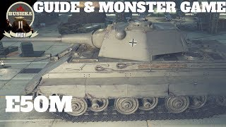 E50M Guide & Review World of Tanks Blitz