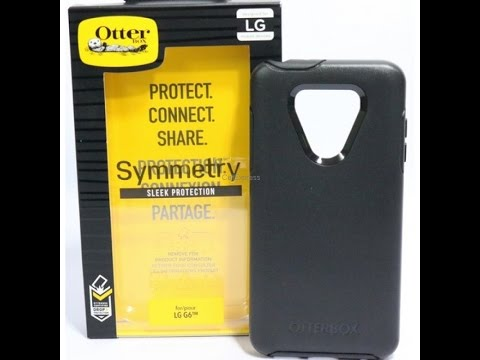 sale retailer 77168 5572e OtterBox Symmetry for LG G6 Case Review