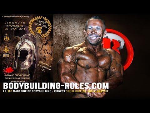 Apollon et Venus de France 2014 - Bodybuilding Rules Magazine