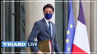 Gabriel Attal annonce LA FIN des restrictions de déplacements dès le 3 mai