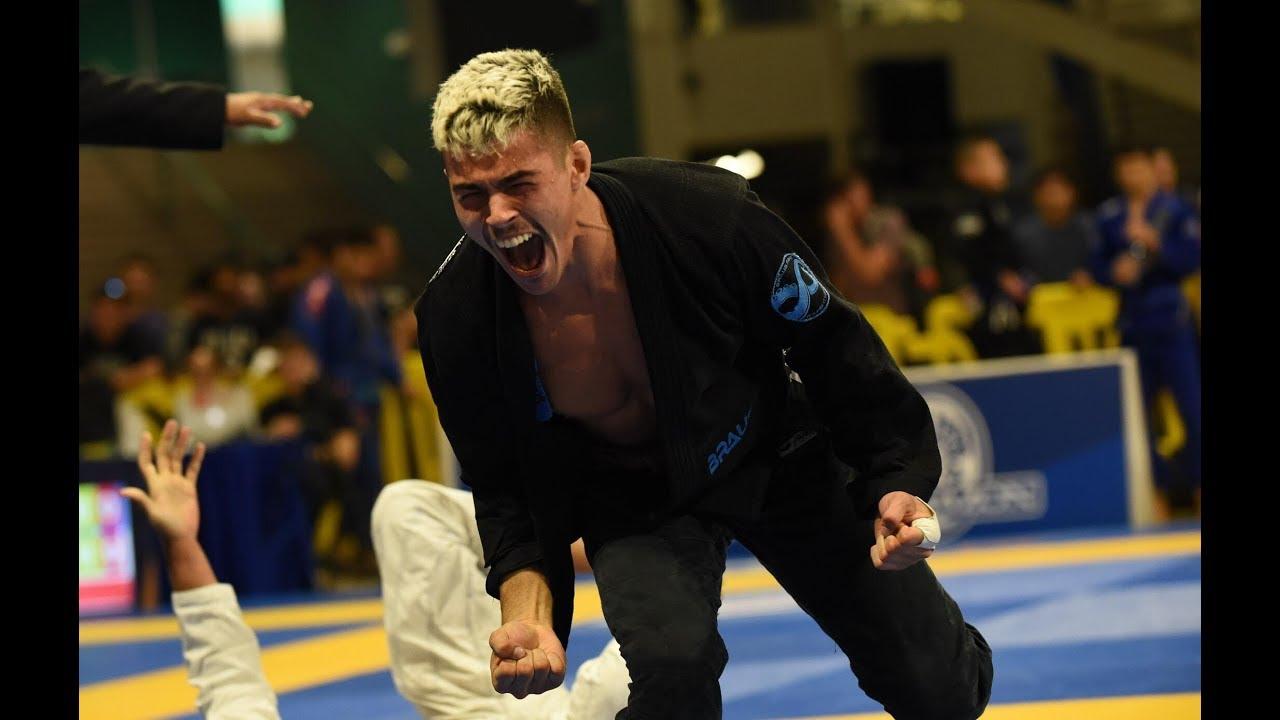 Levi 'Levizao' Jones-Leary Brown Belt Jiu Jitsu Highlight (IBJJF World  Champion)