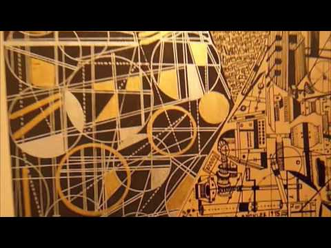 Art LA Painting, Sculpture, and Other Art Part 2 Santa Monica, CA Jan 23-25, 2009