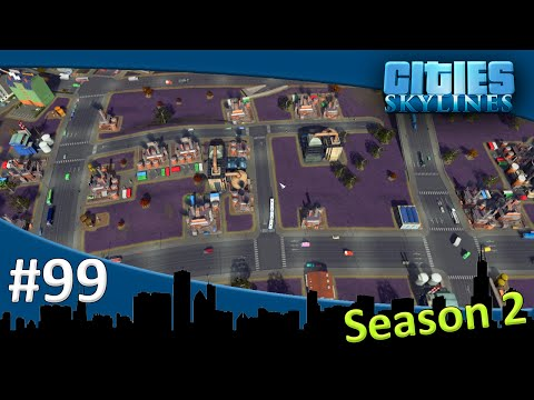 Fast 100 || Cities: Skylines S2E99