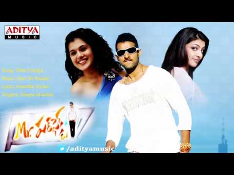 Mr Perfect Telugu Movie | Chali Chaliga Full Song | Prabhas, Kajal, Tapasee