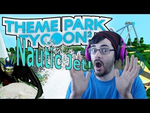 Roblox Theme Park Tycoon 2! Nautic Jet Ride...