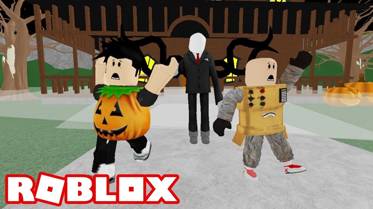Roblox Escape The Haunted House Obby Youtube