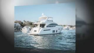 2016 Princess Yachts 68 - Moonlighter