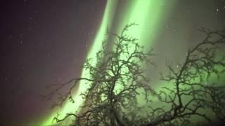 Северное сияние в Норвегии(Северное сияние в январе 2012 года. Съемка проводилась в местечках Ravnastua, Skoganvarre и Lakselv, северная Норвегия...., 2012-02-12T14:59:30.000Z)