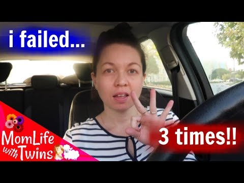 WHY I FAILED MY DRIVING ASSESSMENT TEST | TIPS + STORYTELLING