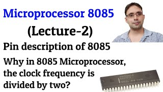 Why in 8085, the clock frequency is divided by two? (Lecture-2) | by Sahav Singh Yadav