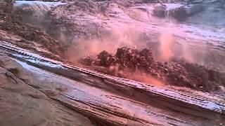 Lower Antelope Canyon Flood Page, Arizona