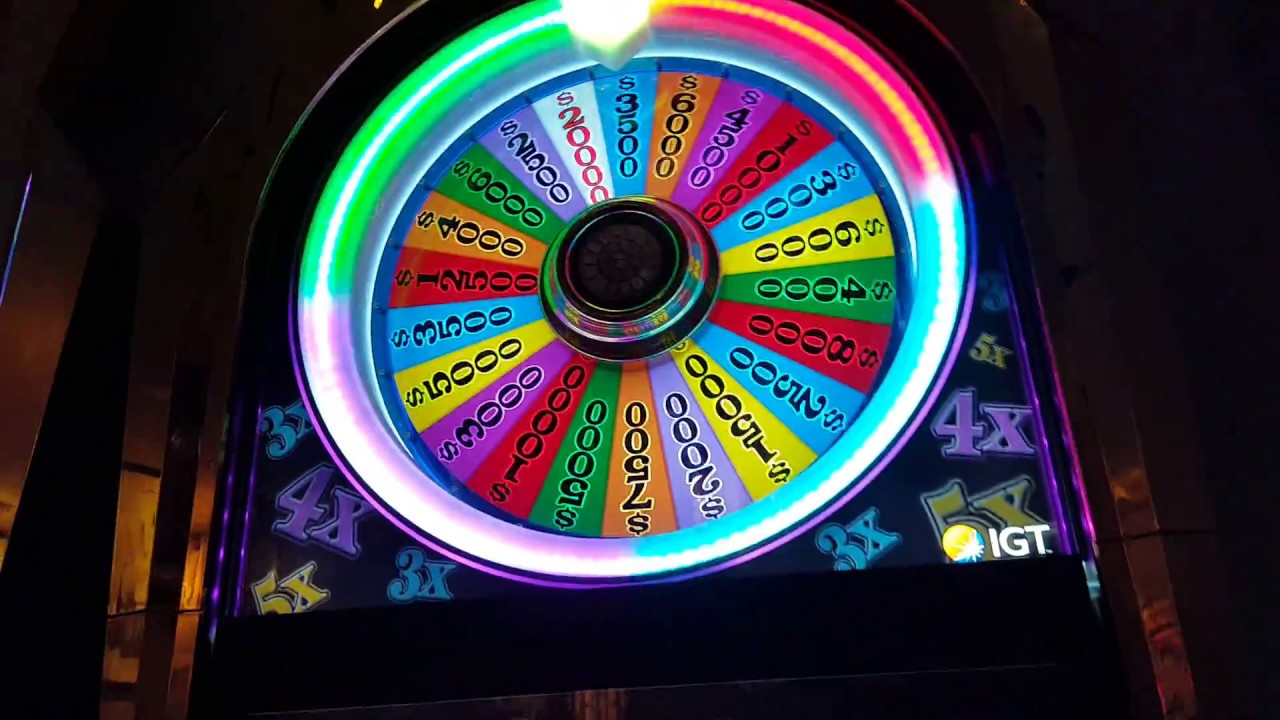 Wheel Of Fortune Slots For Pc