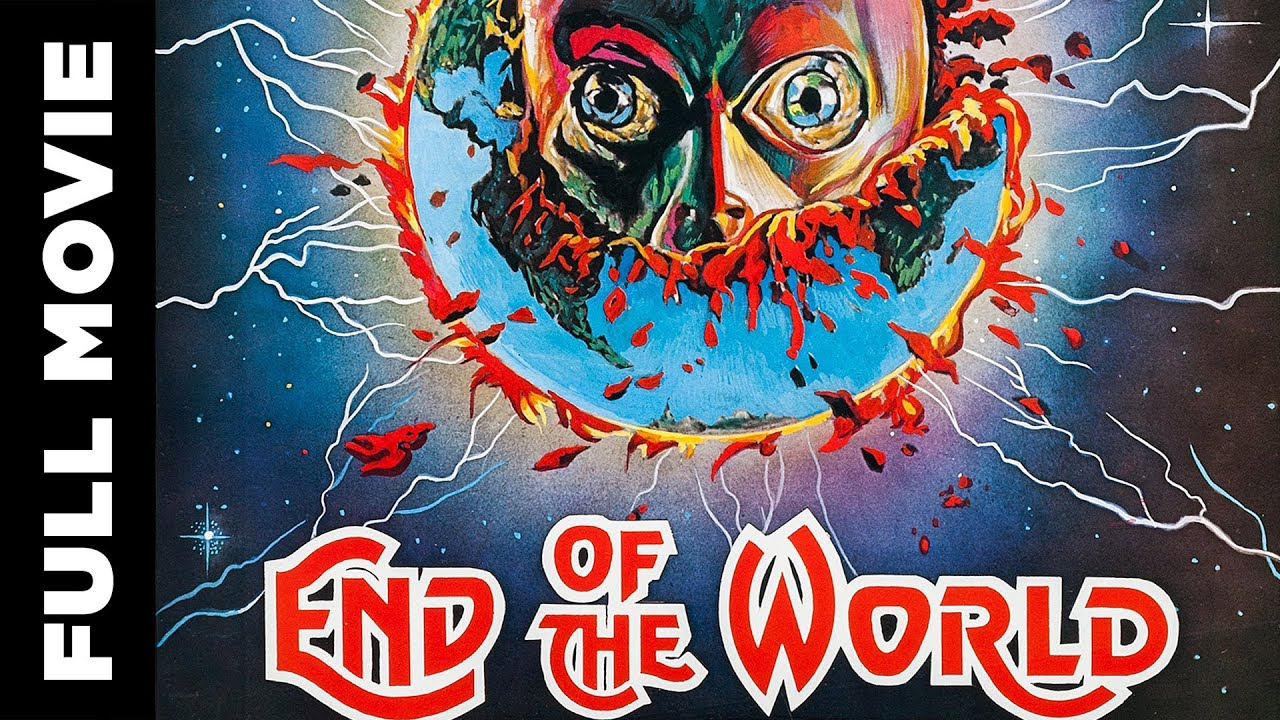 End of the World (1977) | Thriller Mystery Movie | Christopher Lee, Sue Lyon
