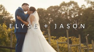 Elyse + Jason CINEMATIC WEDDING FILM