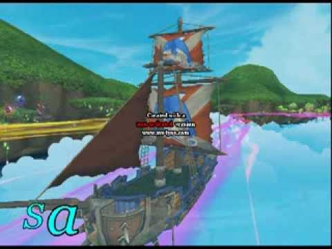 ♪Pirate101 Soundtrack: Skull Island Skyway Theme♫