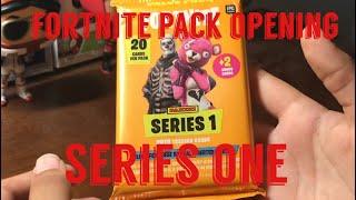 FORTNITE pack opening
