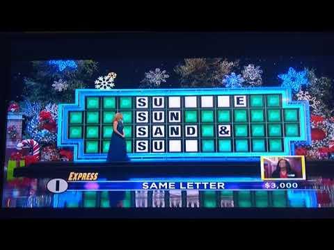 Same Letter Wheel Of Fortune.Melanie S Express Train Wheel Of Fortune