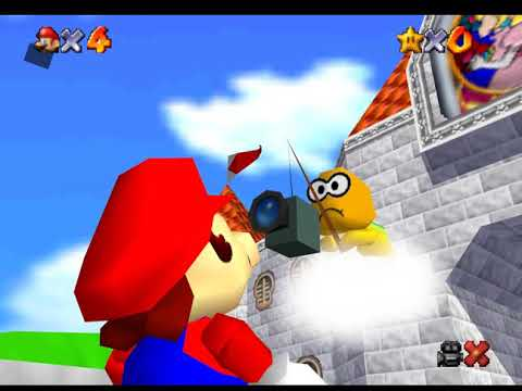 Super Mario 64 - Ultimate History of Video games