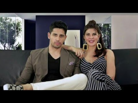 Jacqueline Fernandez | Sidharth Malhotra Live Interview : A Gentleman, Relationship, Alia Bhatt | HD