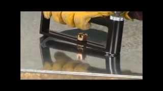 Инструмент для вырезки круглых отверстий MALCO HC1 и HC2