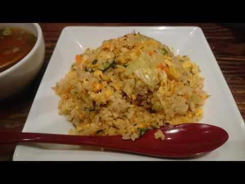 大阪で美味しい焼き飯 梅田三番街の焼き飯
