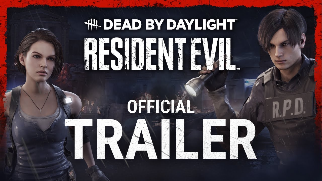 Dead by Daylight | Resident Evil | Official Trailer