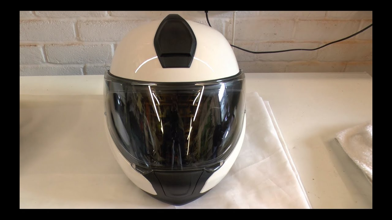 Bmw System 6 Evo Helmet Review Mb Youtube