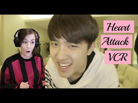 EXO - Heart Attack VCR Reaction
