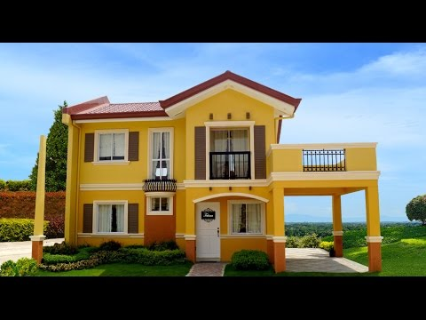 House and Lot for Sale in Camella Homes   Model Unit: FATIMA  5BR & 2TB   Call us @ +639177797303