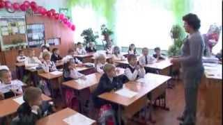 Первый раз в первый класс видео съёмка детей в школе утренняя линейка 1 сентября