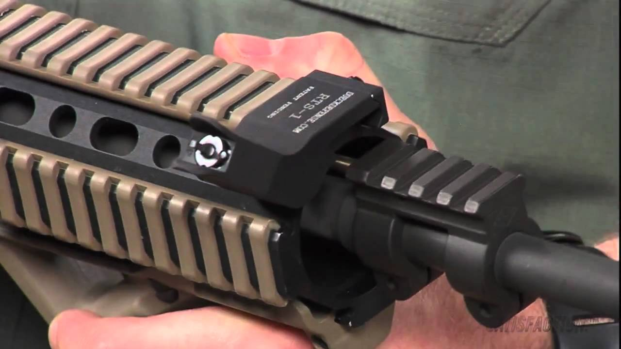 Brownells Dueck Defense Ar M16 Rapid Transition Sights