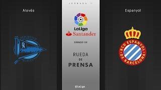 Video Gol Pertandingan Deportivo Alaves vs Espanyol