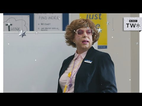 Pauline's back with the jobseekers – The League of Gentlemen – BBC Two