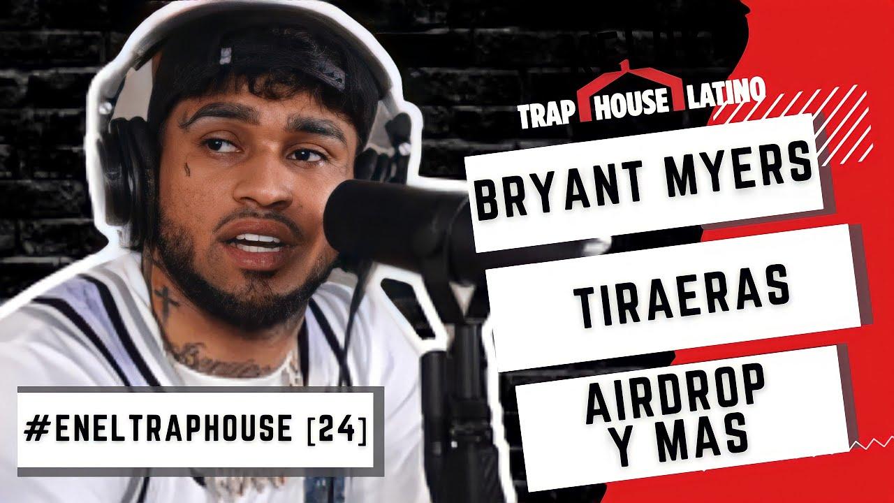 Bryant Myers casi pelea #EnElTrapHouse 😳 [24]