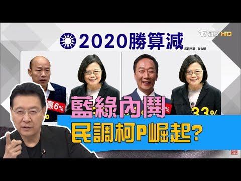 韓國瑜:國民黨拉肚子柯文哲會愈強壯!韓流該如何逆轉?少康戰情室 20190520